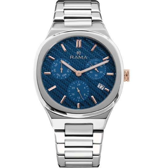 RAMA - RAC239 Bleu/Rose - Silver