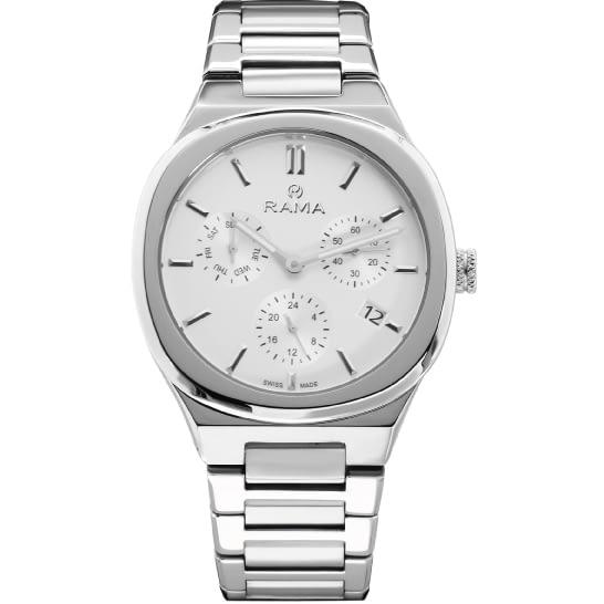 RAMA – RAC239 Blanc – Silver
