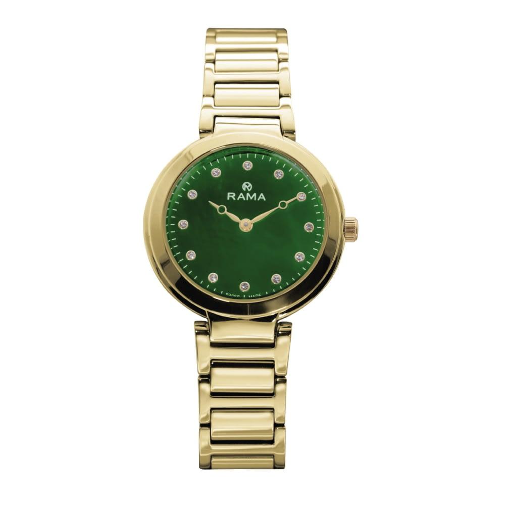 Or / Nacre vert